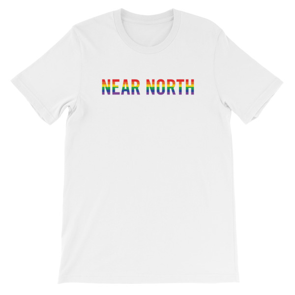 Minneapolis Pride Tee – Near North