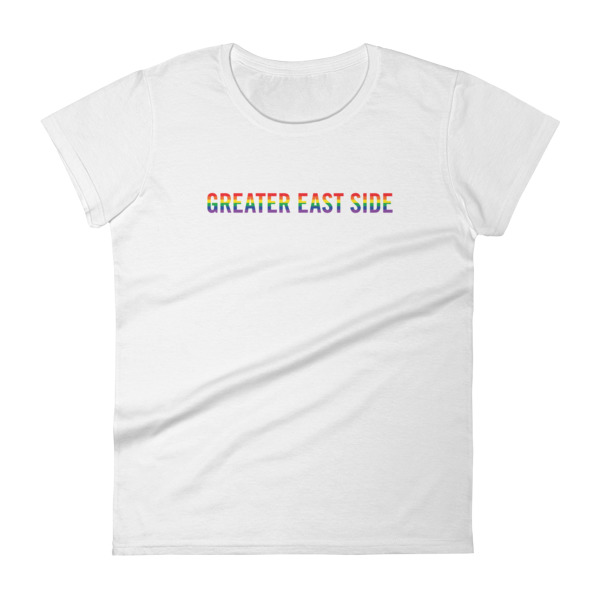 St. Paul Pride Tee Women – Greater East Side