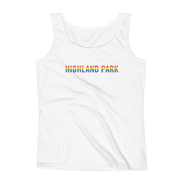 St. Paul Pride Tank Women – Highland Park