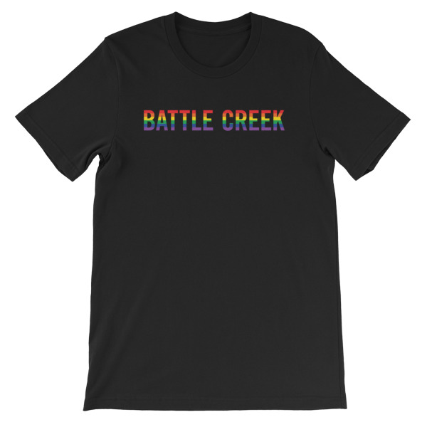 St. Paul Pride Tee – Battle Creek