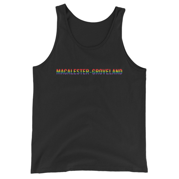 St. Paul Pride Tank – Macalester-Groveland