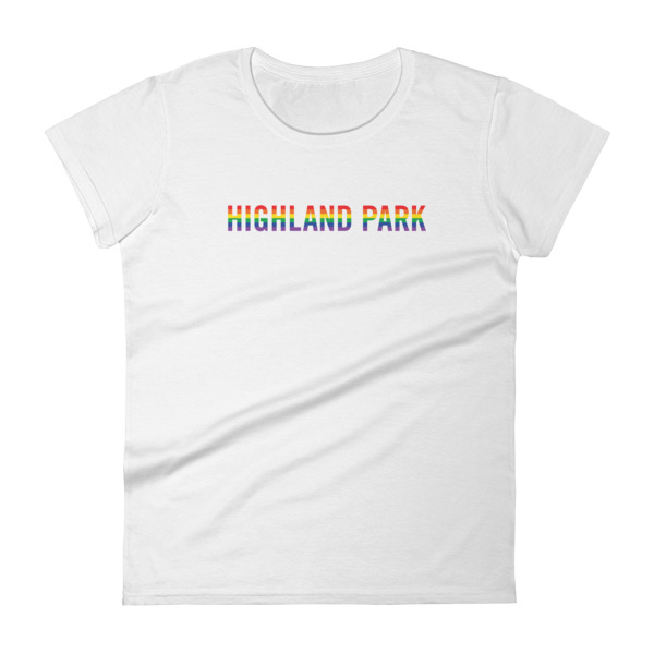 St. Paul Pride Tee Women – Highland Park