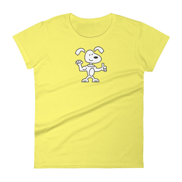 Doggone Strong Tee Women