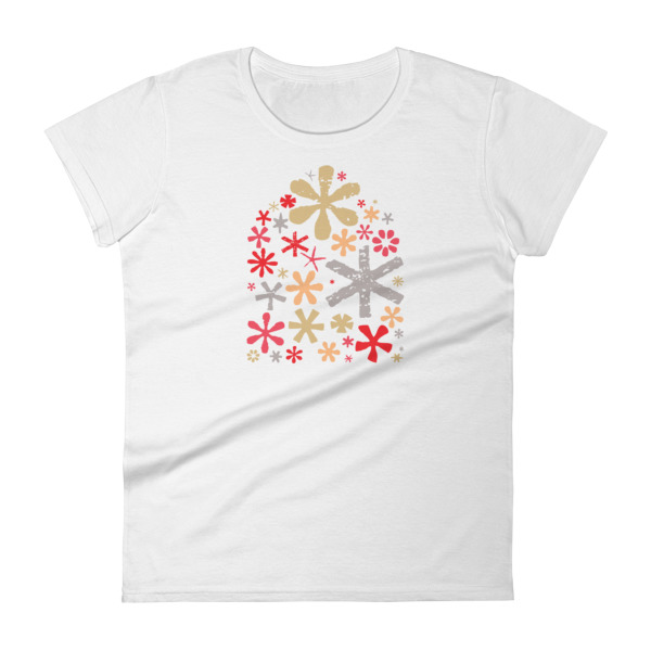 Asterisks Tee Women