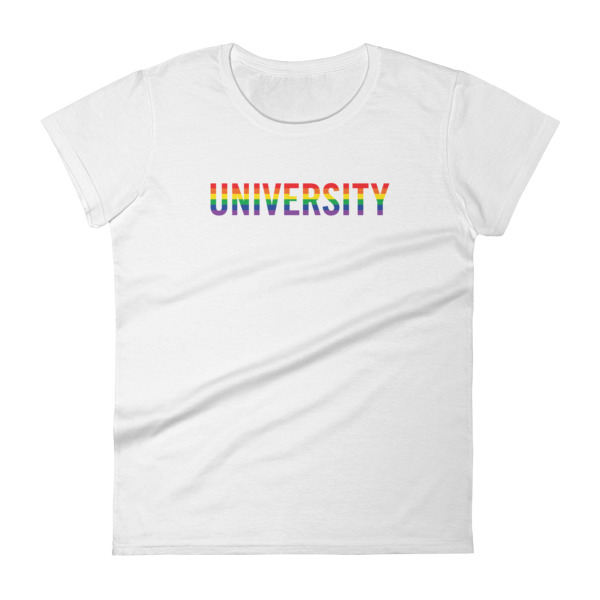 Minneapolis Pride Tee Women – University