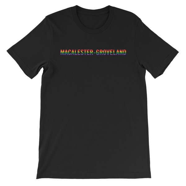 St. Paul Pride Tee – Macalester-Groveland
