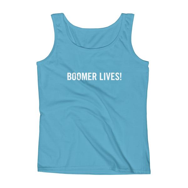 Boomer Lives Tank Women