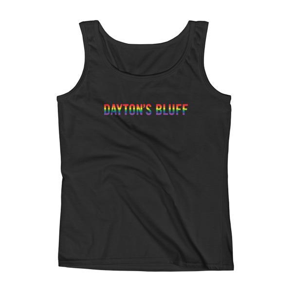 St. Paul Pride Tank Women – Dayton's Bluff