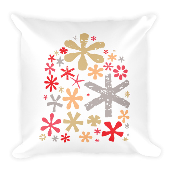 Asterisks Pillow