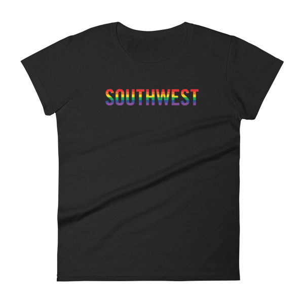 Minneapolis Pride Tee Women – Southwest