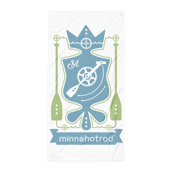 Minnehotrod Beach Blanket