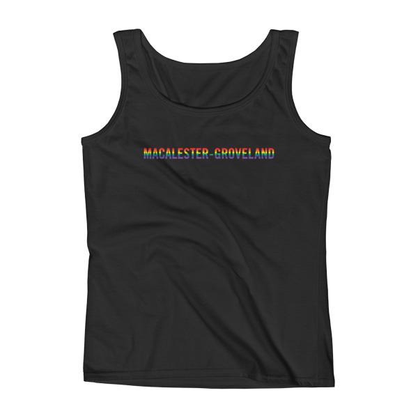 St. Paul Pride Tank Women – Macalester-Groveland