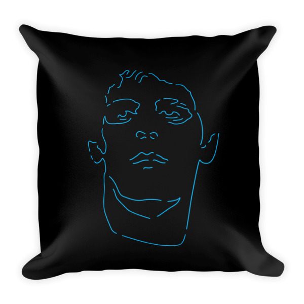 Lou Reed Pillow