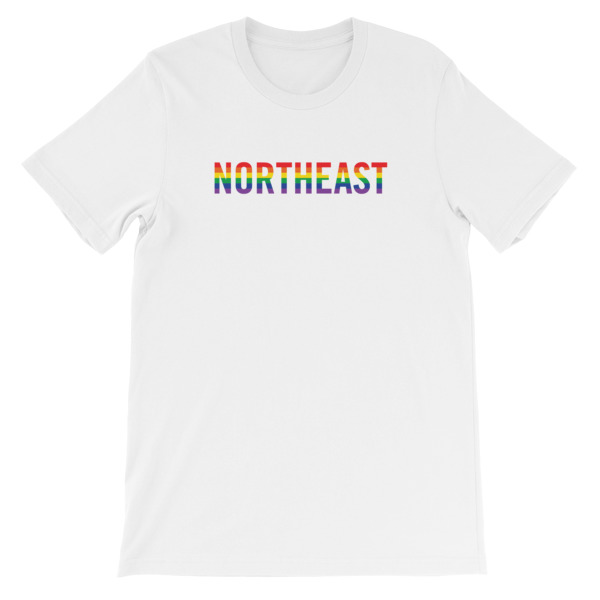 Minneapolis Pride Tee – Northeast