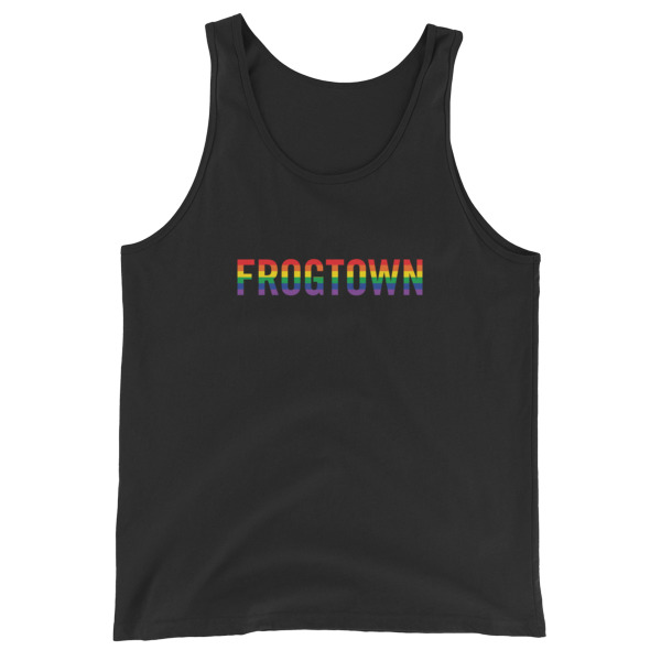 St. Paul Pride Tank – Frogtown