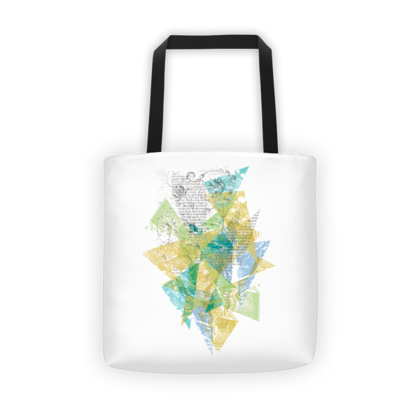 Literary Fragments Tote