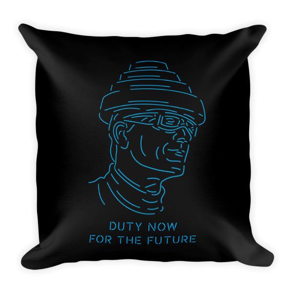 Duty Now Pillow