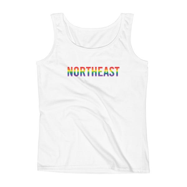 Minneapolis Pride Tank Women – Northeast