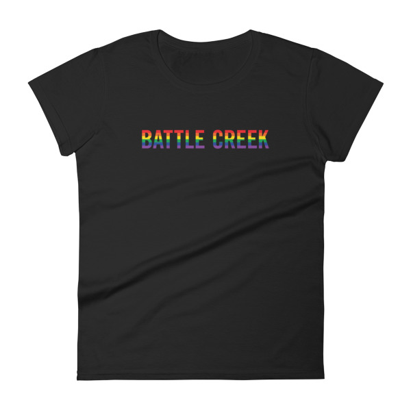 St. Paul Tee Women – Battle Creek