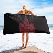 Vampire State Towel