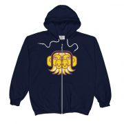 Avid Birds Zip-Up Hoodie