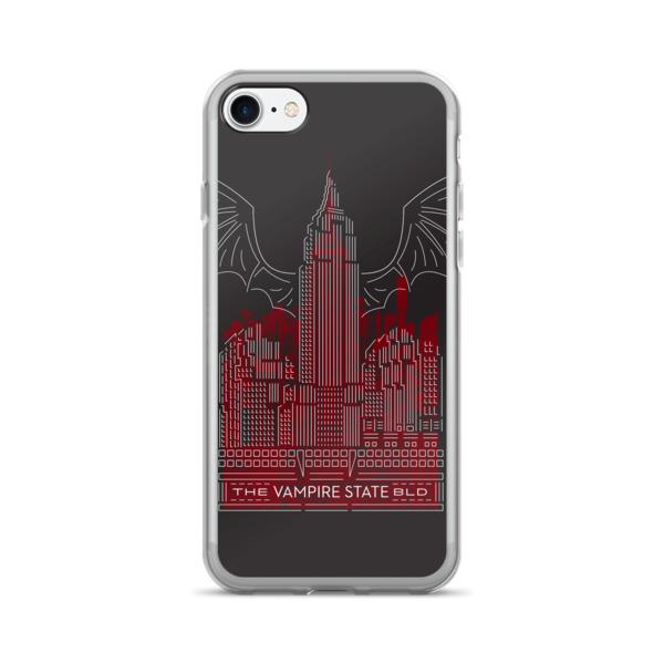 Vampire State Skyline Case 7/7+