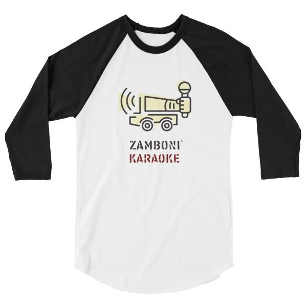Zamboni Karaoke Jersey