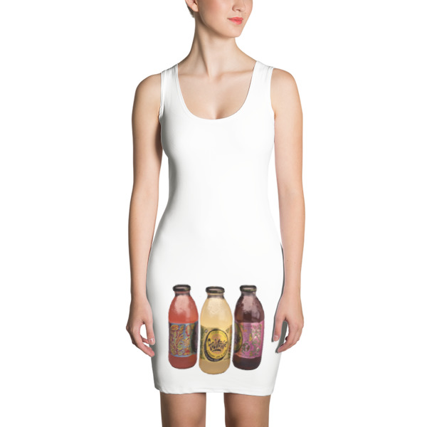 Fruitopia Sublimation Cut & Sew Dress