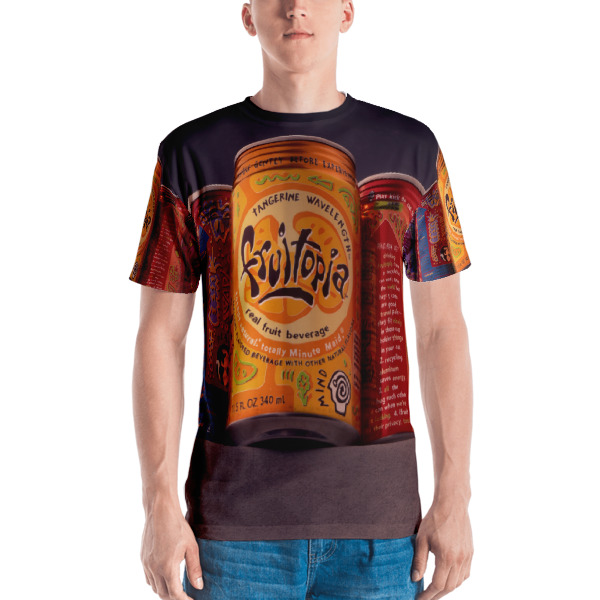 Fruitopia All-Over Men's T-shirt