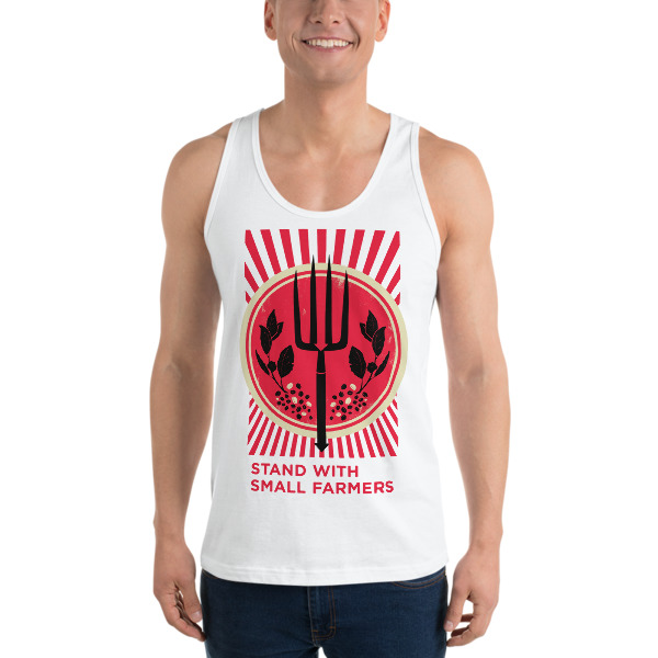 Stand With Small Farmers Classic Tank Top (Unisex)