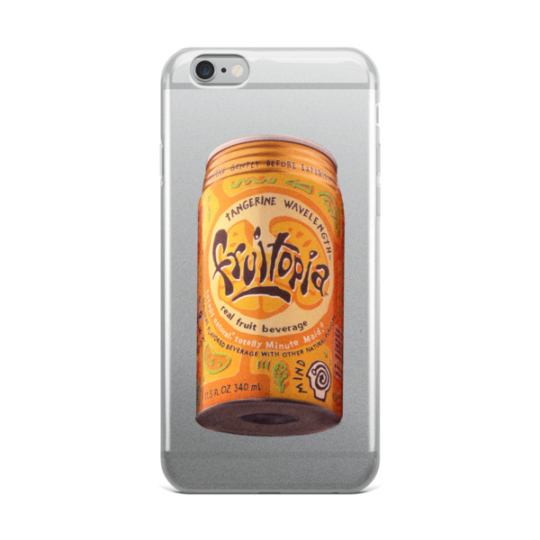 Fruitopia Phone Case