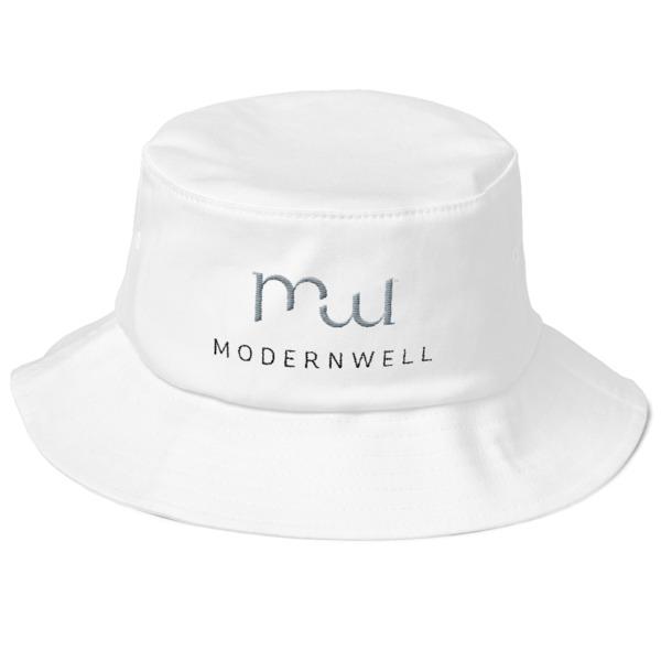 ModernWell Old School Bucket Hat