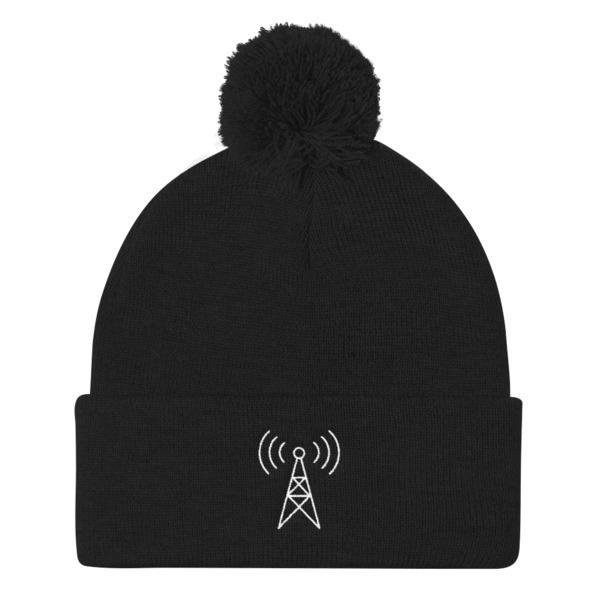 Signals Pom Pom Knit Cap