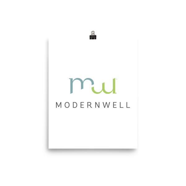 ModernWell Poster