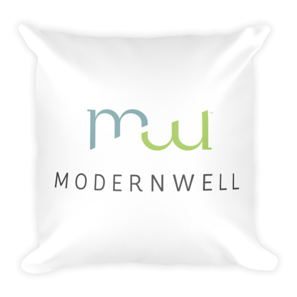 ModernWell Square Pillow