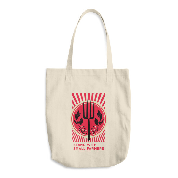 Stand With Small Farmers Tote